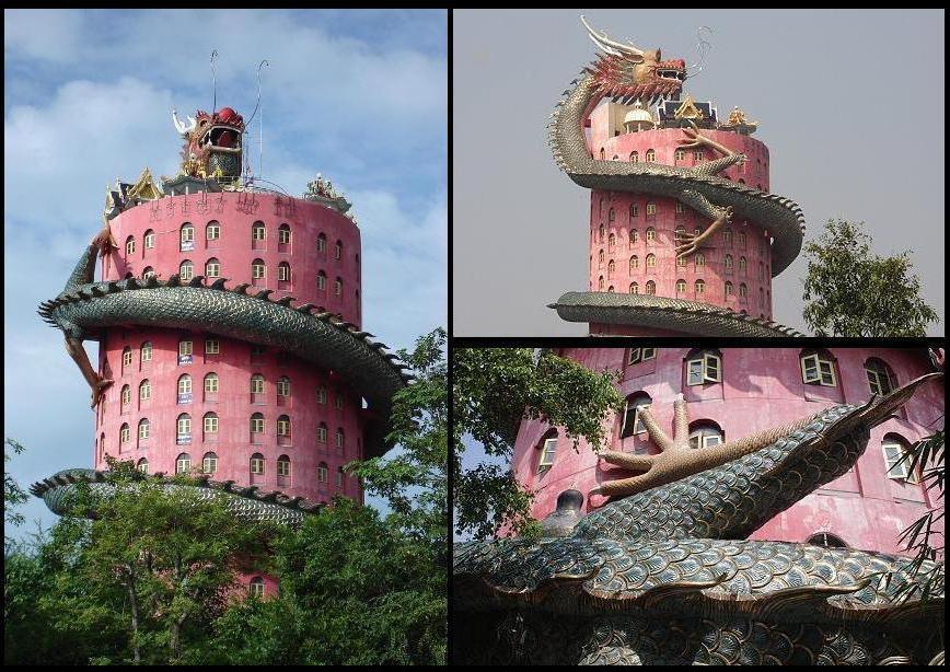 Wat Samphran - Bangkok