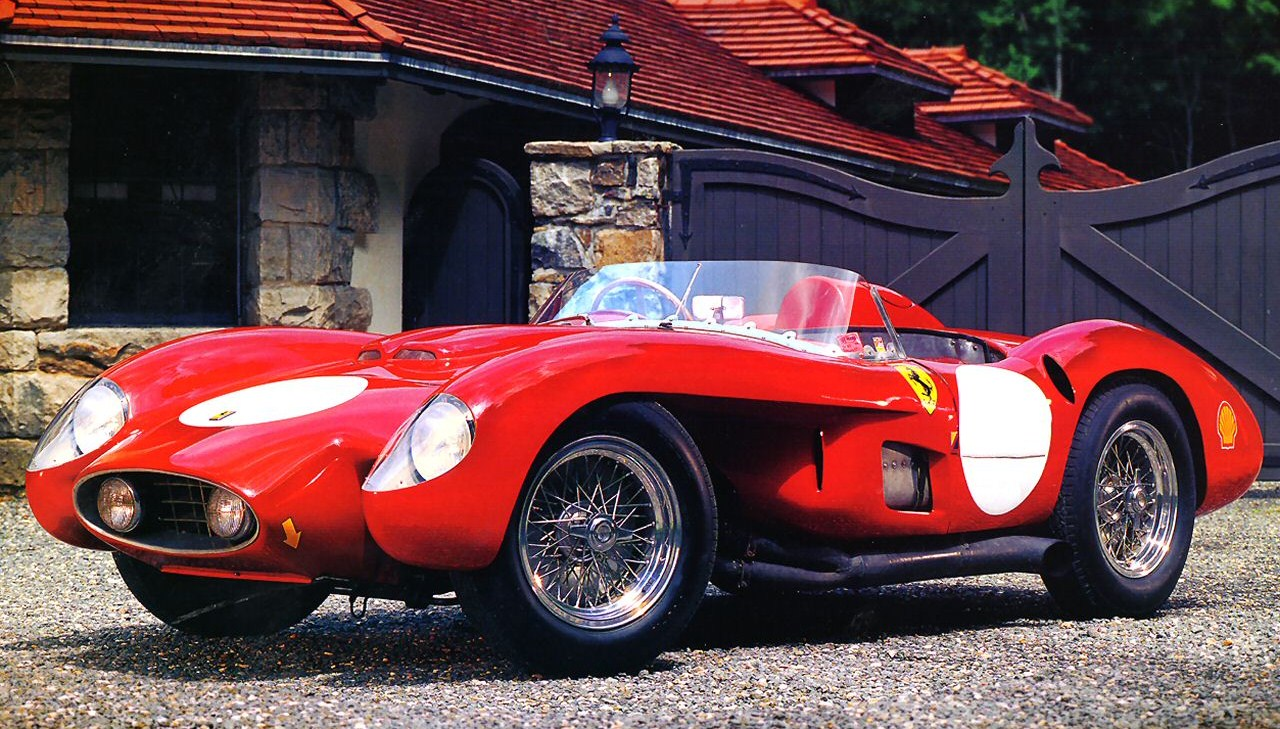 "Top 10 most expensive ""classic cars"" ever sold"