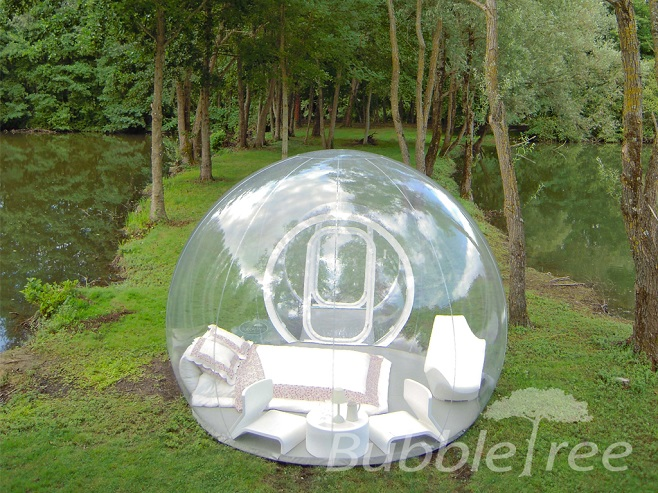 Bubblefree Lawn Tent
