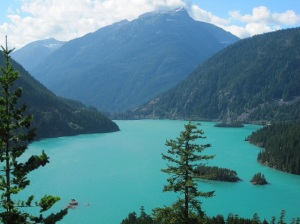 Diablo Lake, Washington