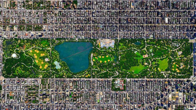 Central Park – New York City, USA