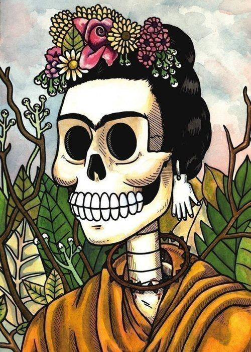 Frida Kahlo by José Pulido