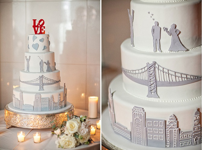 City Design love Cake