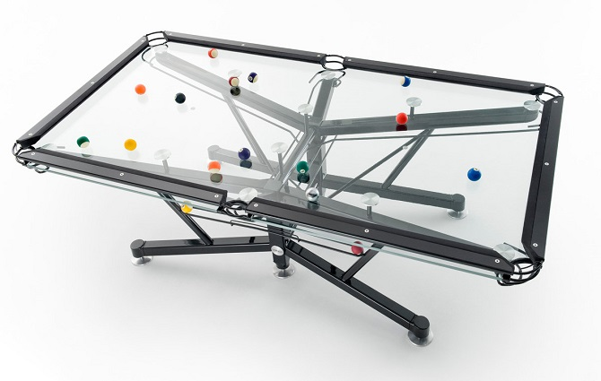 Nottage Design Pool Table