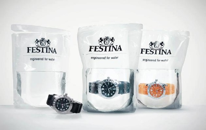 Festina Waterproof Watches