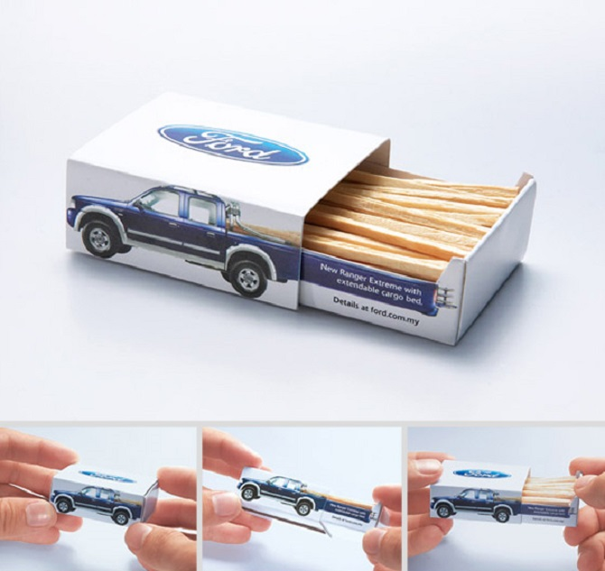 Ford Matchbox