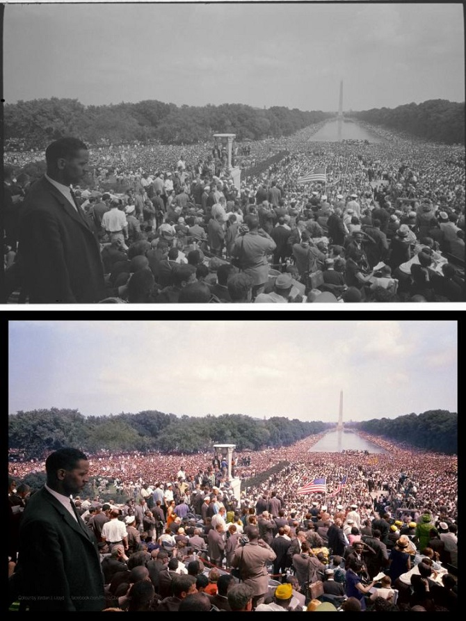 March on Washington, 1963