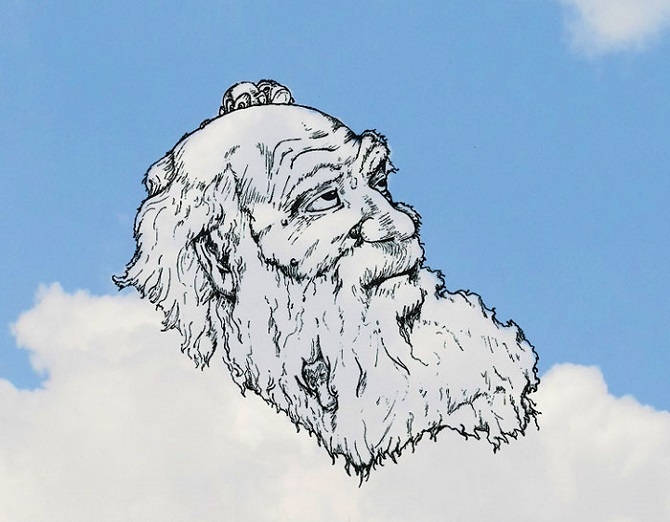 Old Man Cloud after