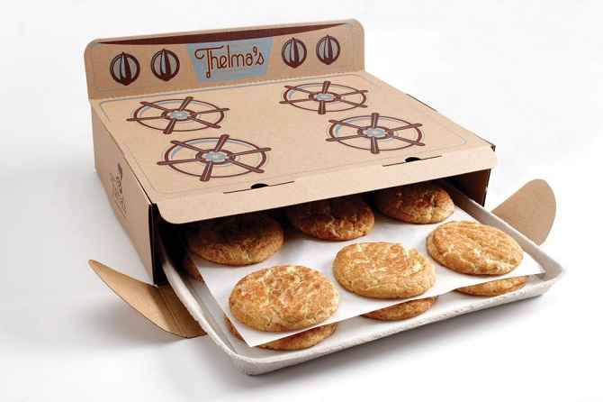 Thelma's Cookie Box