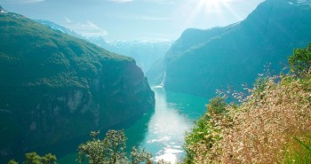 Geirangerfjord is one of the most spectacular of all Norway's fjords