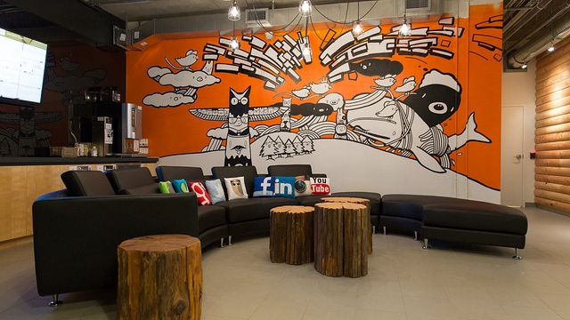 Inside Vancouver HootSuite