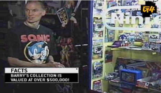 Classic Game Room (Sonic the Hedgehog  Fan)