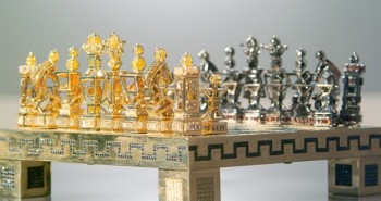 Jewel Royale Chess Set