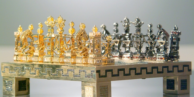 World\'s Most Expensive Chess Sets