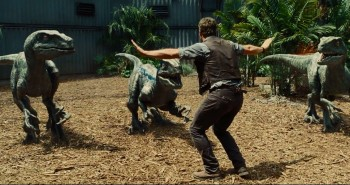 Jurassic World Pratt's Raptors