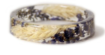 Lavender And Wheat Resin