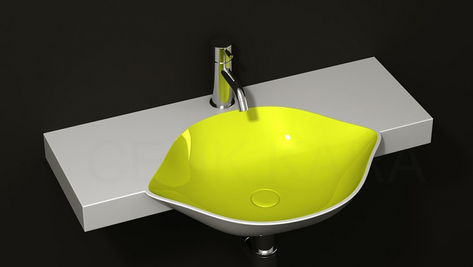 Lemon Sink
