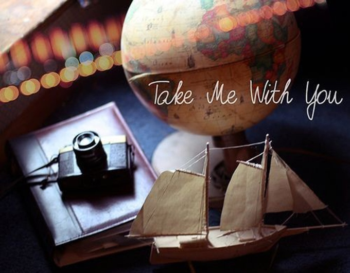 Take me with you