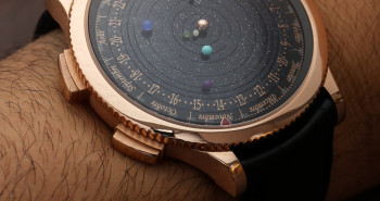 Van Cleef and Arpels Midnight Planetarium Watch