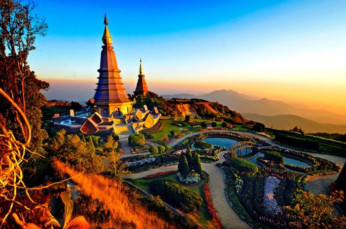 Doi Inthanon National Park, Chiang Mai Province