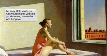 Edward Hopper, Morning Sun