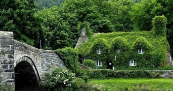 Fairytale Cottage, Wales