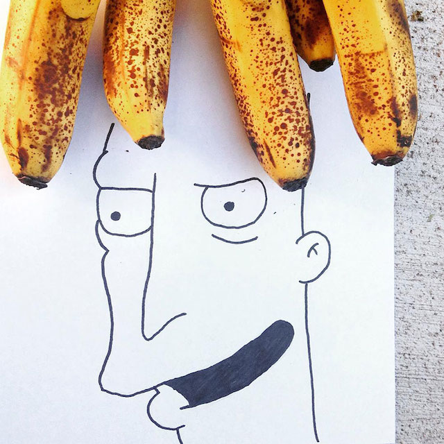 Funny Illustrations Around Everyday Objects