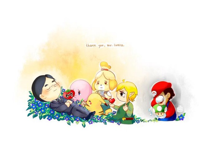 Thank you Mr. Iwata