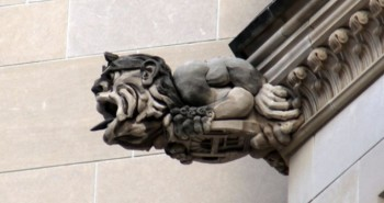The Gargoyles of Washington National Cathedral