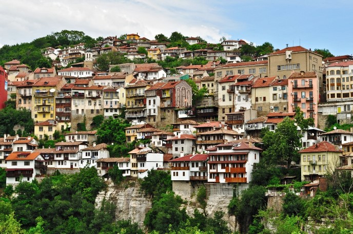 Veliko Tarnovo Bulgaria  City new picture : Veliko Tarnovo, Bulgaria | Lazy Penguins