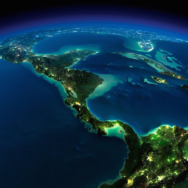 8. Central America and the Caribbean