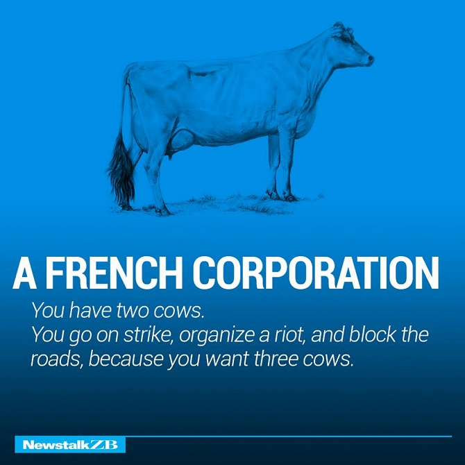 A French Corporation