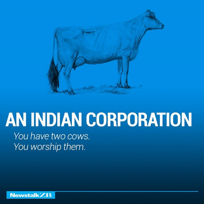 An Indian Corporation