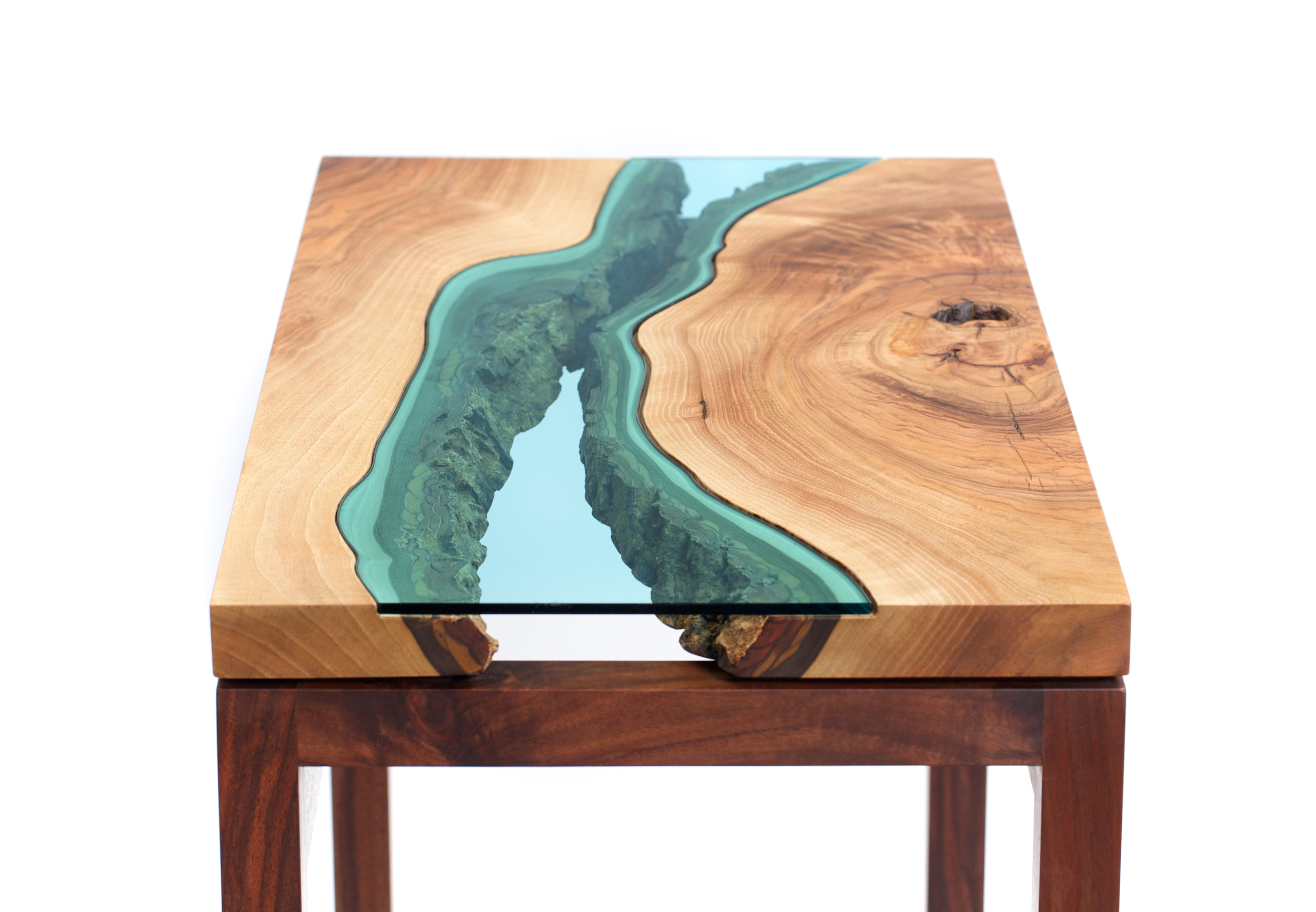 River Entry Table