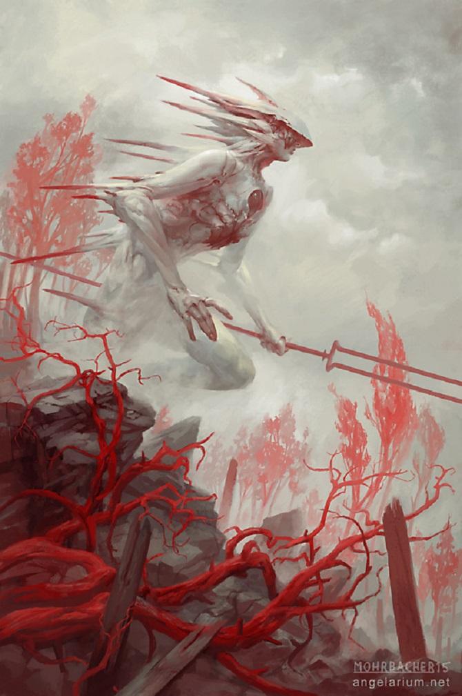 Gadreel - Angel of War