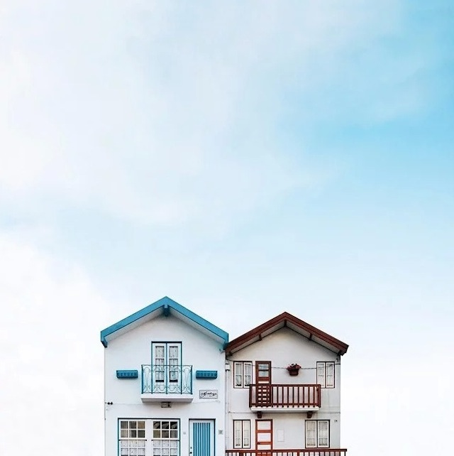 Tiny Lonely Houses