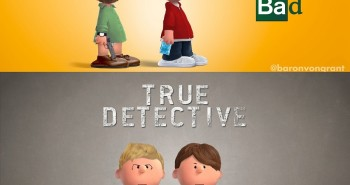 Breaking Bad True Detective feat