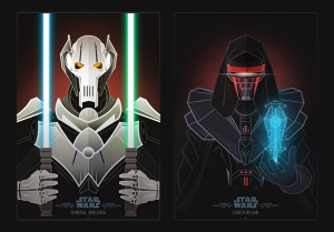 General Grievous and Darth Revan
