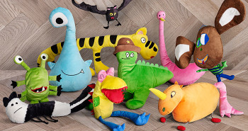 IKEA toys all together