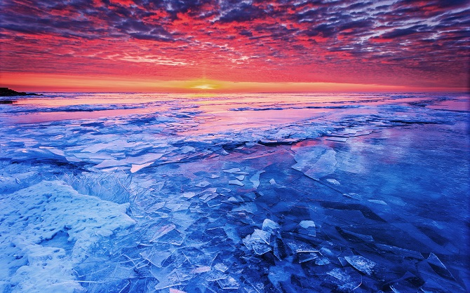 Icey Landscapes