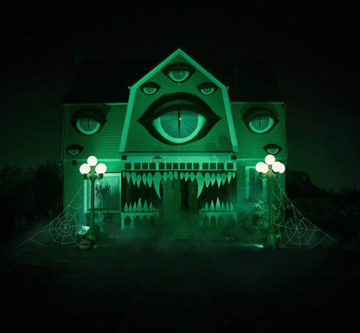 Parent's Monster House