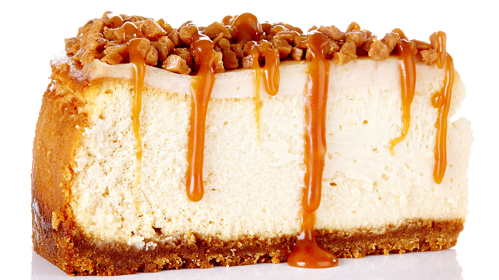 Salted Caramel Cheesecake Crunch | Lazy Penguins