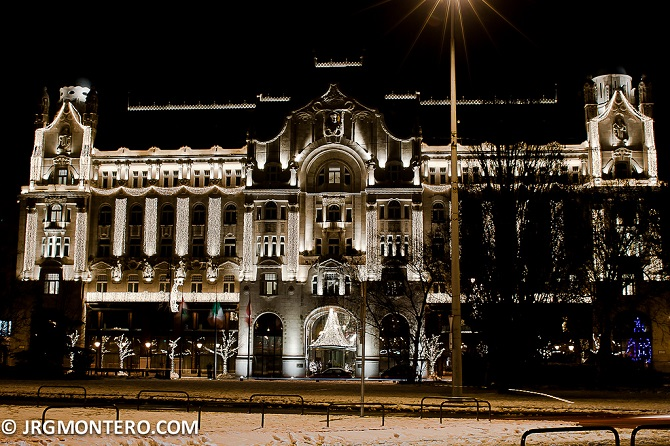 Four Seasons Hotel Gresham Palace, Hungary