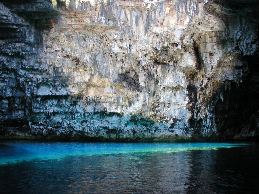 Melissani Undercover Cave