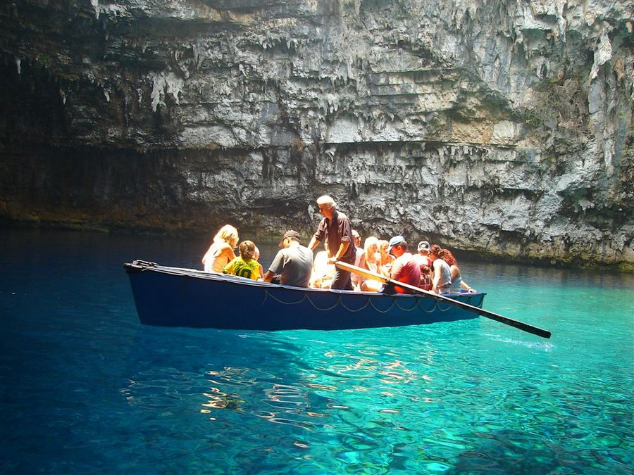 Melissani Undercover Cave 6