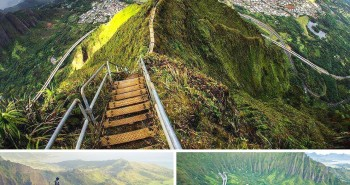 The Stairway to Heaven, Hawaii