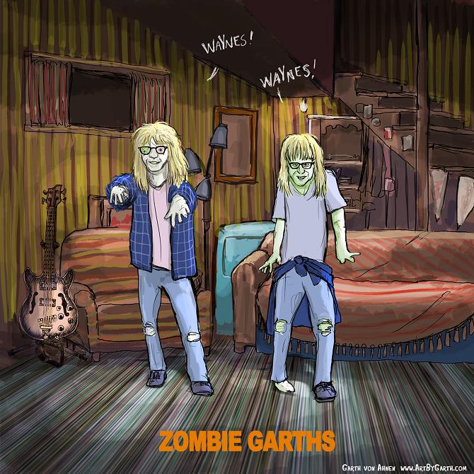 Zombie Garths