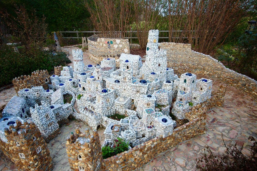 Miniature Rock Town