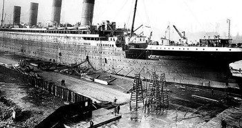 Rare Photos of Titanic's Construction
