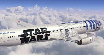 Star Wars Themed Flights